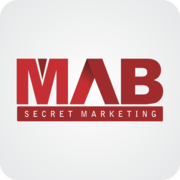 Avatar logo mab secret marketing